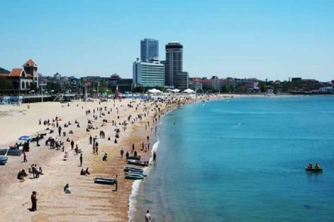 Qingdao –A beautiful seaside city full of German and Italian style, and known for its world famous beer.