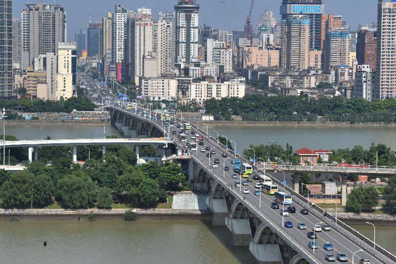 Changsha –One of the happiest cities in China, Chairman Mao's hometown.