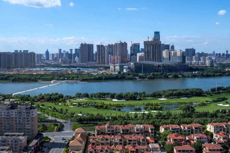 Shenyang –The largest metropolis in northeastern of China, one of the fastest-growing cities.