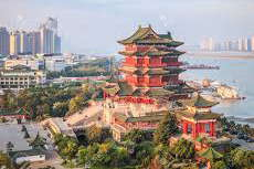 Nanchang –The capital of Jiangxi Province, the birthplace of the Communist Party of China.