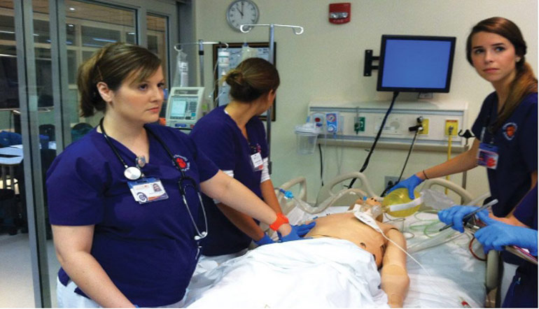 Emergency Care Nursing