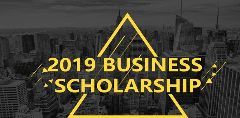Business Scholarship-Bachelor for Sep. Intake