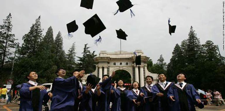 China leads Asia rise in 2019 World University Rankings