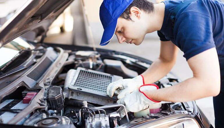 Full scholarship-Automobile Inspection and Maintaining in Changde