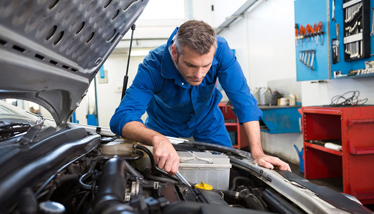 Vehicle Inspection and Maintenance Technology in Xuzhou-Full scholarship