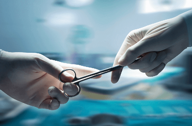 General Surgery in Jinzhou for Master