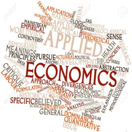 Free Tuition with Stipend for Applied Economics - Master