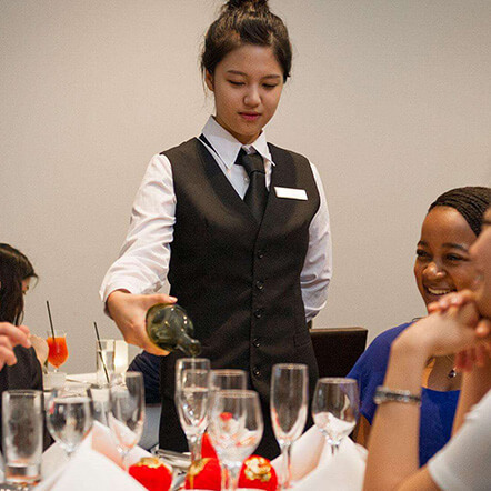 1+4 Hotel Management -Bachelor in Changzhou