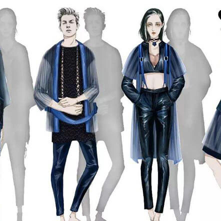 1+4 Clothing & Costume Design -Bachelor in Changzhou