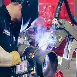 1+3 Welding Technology and Automation with Scholarship