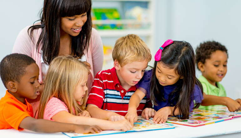 Preschool Education-Bachelor(Full scholarship)